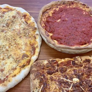 Pizza americana Acepan